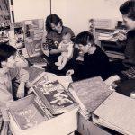 Anfänge des baf-Archivs 1990