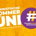 Feministische Sommeruni 2018 in Berlin