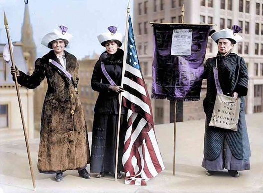Ausstellungseröffnung: Power of the Mind – Die Suffragetten  ENTFÄLLT!!   – Update